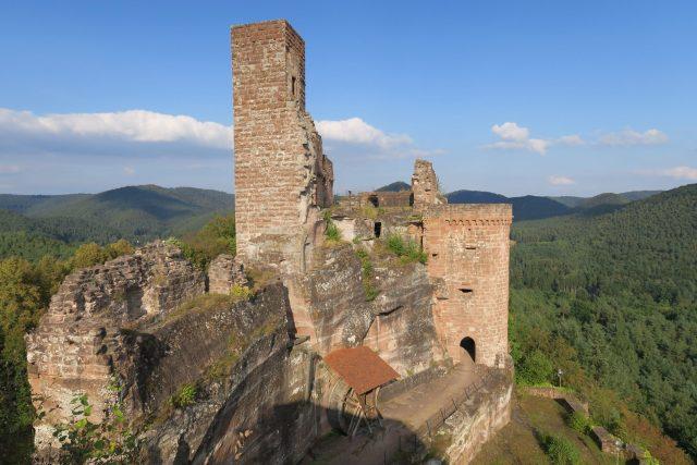 Pfalz Dahner Felsenburgen
