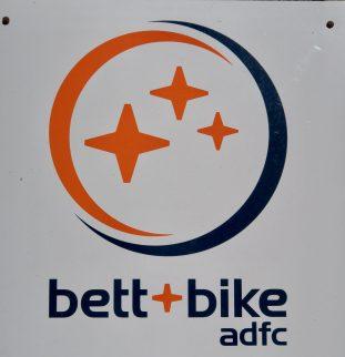 Pfalz Bett + Bike