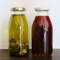 Fenchelöl und Cilisirup