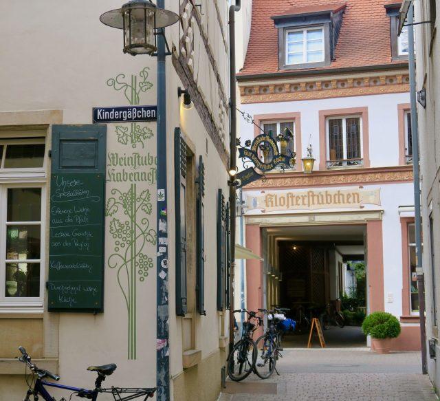 Pfalz Speyer Weinstube Rabennest