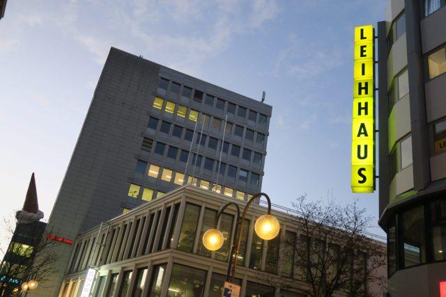 Typo Köln Schildergasse