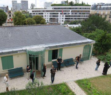 Paris Maison de Balzac