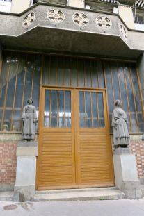 Paris Boulevard de Montmorency Atelierhaus