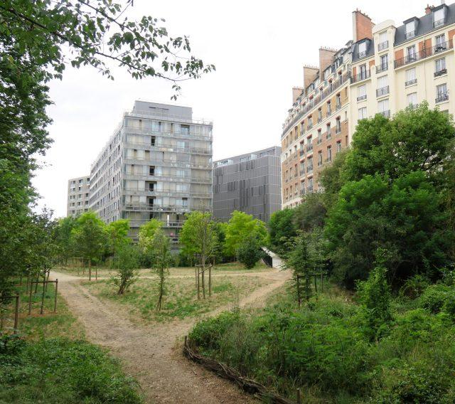 Paris Petite Ceinture 16e