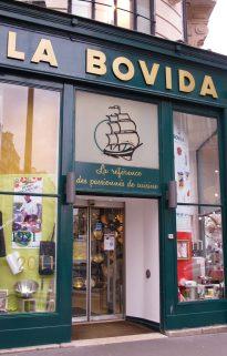 Paris La Bovida
