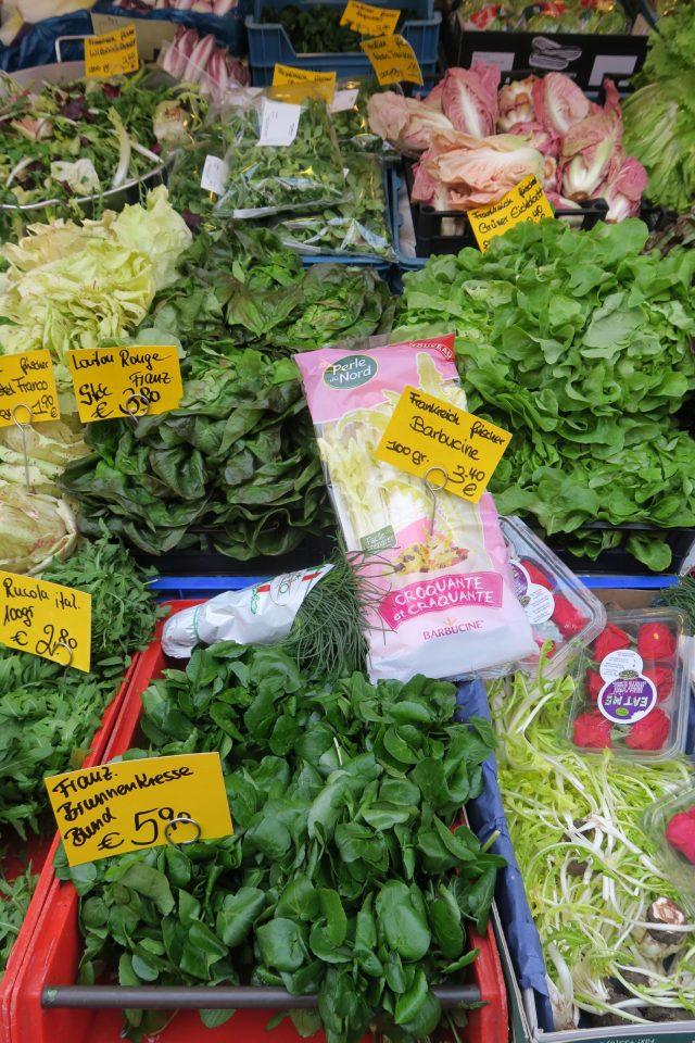 Düsseldorf Markt Carlsplatz Schier