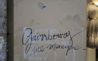 Graffiti Gainsbourg