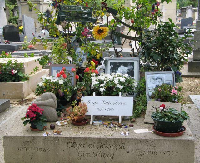 Grab Gainsbourg Montparnasse