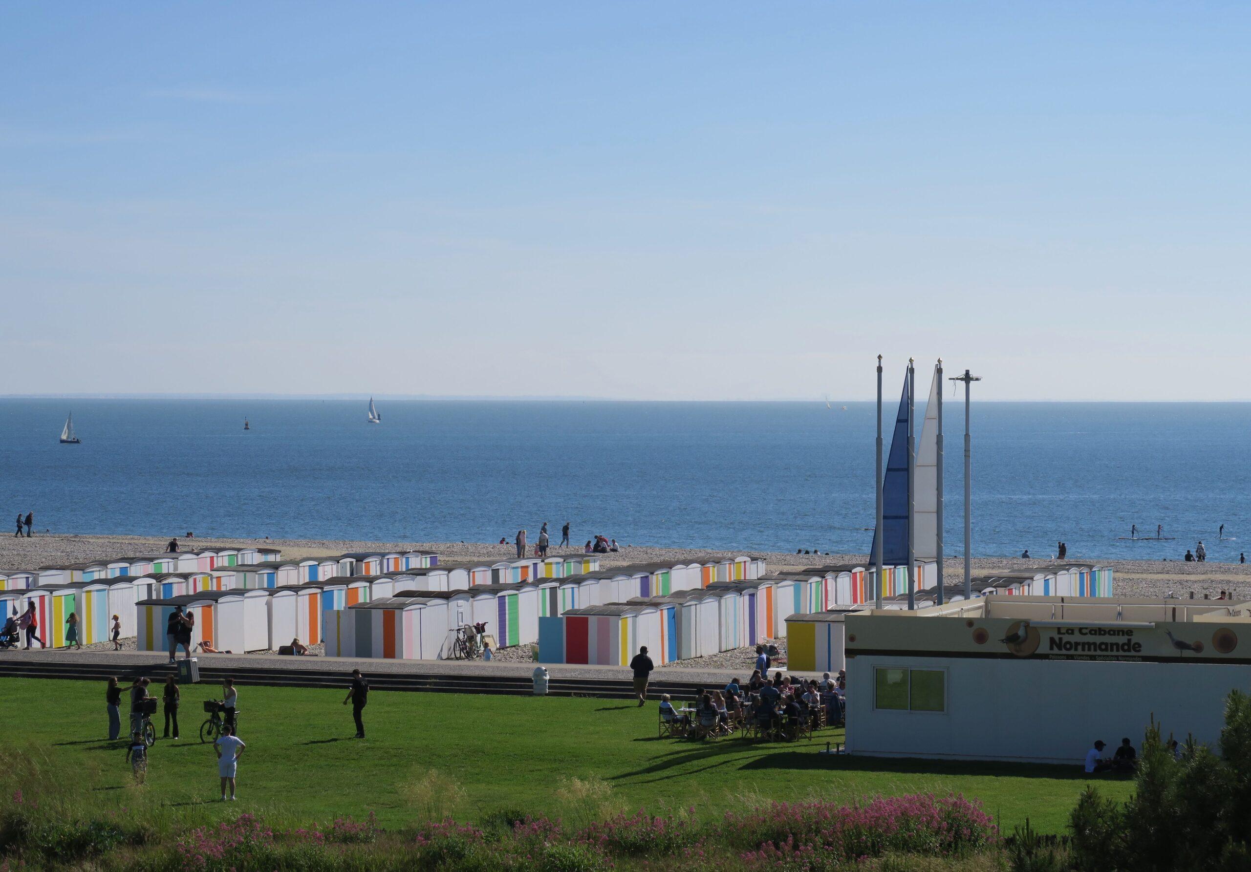 Le Havre Strandpromenade