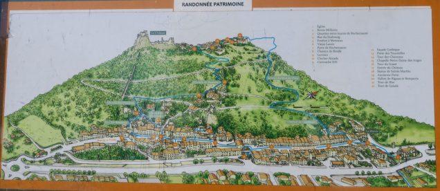 Rochemaure Ardèche