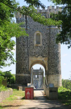 Rochemaure Ardèche ViaRhôna
