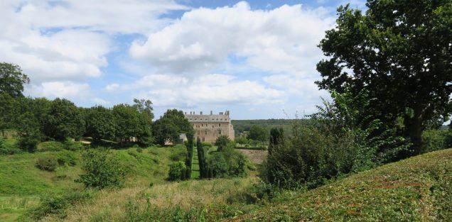 Bretagne Château de la Roche-Jagu