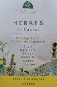 Kräuter der Provence Ferme des Homs