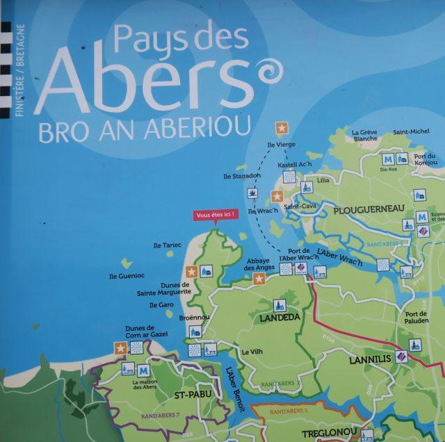 Bretagne Côte des Abers