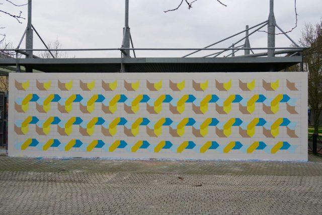 Street Art Bordeaux 20. Februar 2018
