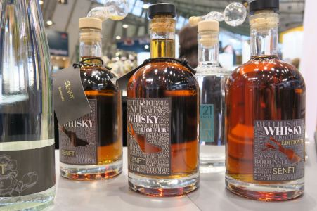 Whisky-Obstbrände-Bodensee