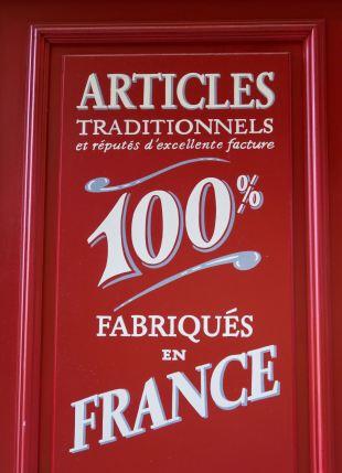 Produkte aus französischen Manufakturen