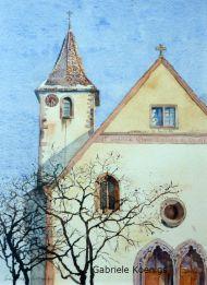 Evangelische Kirche Neubulach