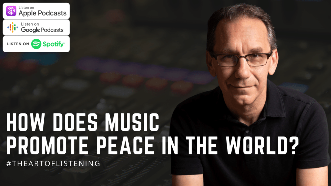 How does Music Promote Peace?