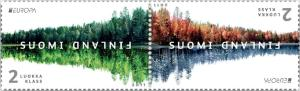 Finland Europa stamps