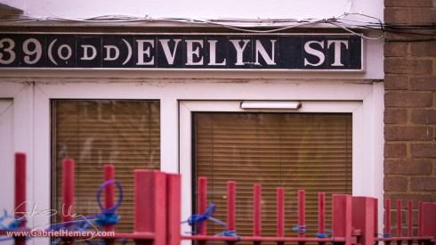 Evelyn Street, London SE8
