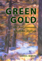 GREEN GOLD -book cover