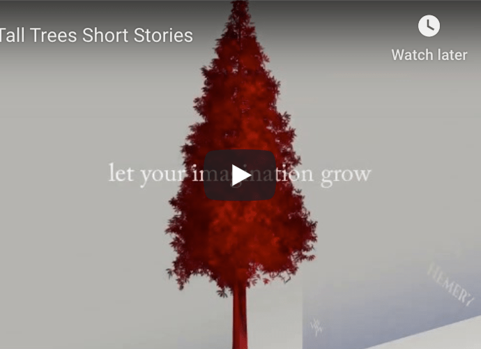 Tall Trees Short Stories promo film