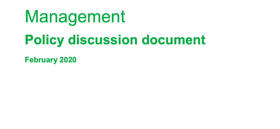 Defra ELMs discussion doc