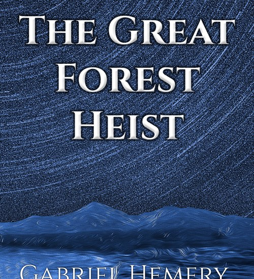 The Great Forest Heist - sponsored by Woodlands.co.uk