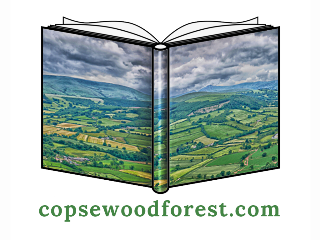 visit the website for The Forest Book at www.copsewoodforest.com