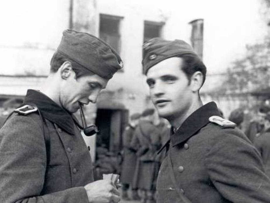 Hans Scholl e Alexander Schmorell