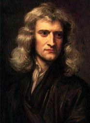 Isaac Newton (1643 - 1727)