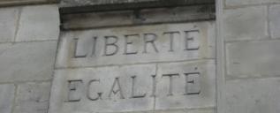 Due degli ideali della Rivoluzioe francese