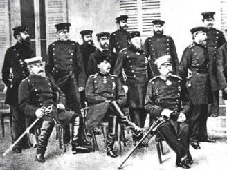 militarismo prussiano