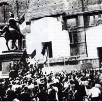 25 luglio 1943, caduta di Mussolini
