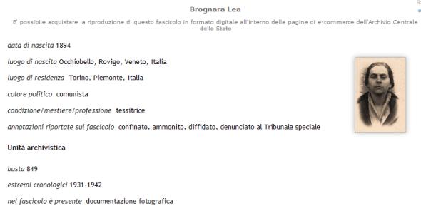 Lea Brognara