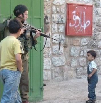 soldato israeliano