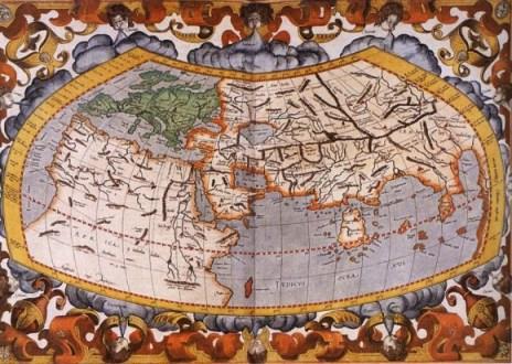 cartografia di Tolomeo