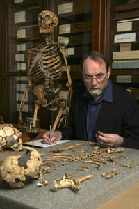 Ian Tattersall all'American Museum of Natural History di New York