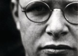 Dietrich Bonhoeffer (1906 - 1945)