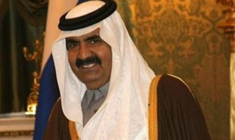emiro del Qatar