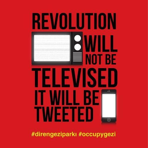 revolution twitter