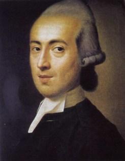 Johann Gottfried Herder (1744 - 1803)