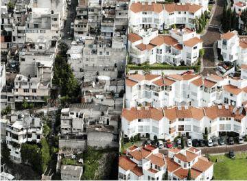 Il benessere blindato della nuova stratificazione sociale a Città del Messico
