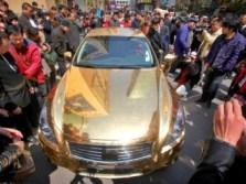 auto d'oro