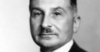 Ludwig von Mises (1881 - 1973)
