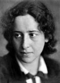 Hannah Arendt (1906 - 1975)