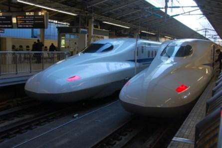 Shinkasen, il primo treno iperveloce