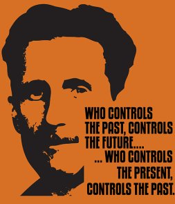 who control the past