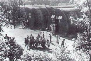 marcinelle baracche